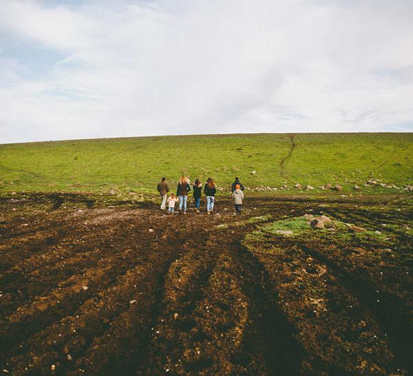 חוות גמלא